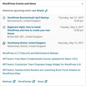 WordPress Release 4.7.4 erscheint am 20.04.2017
